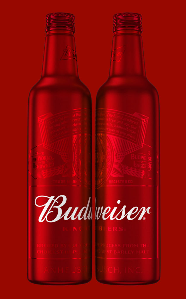 Bud Light Holiday Cans - Thorpe Distributing